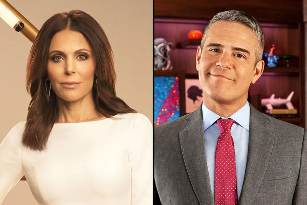 Picture for Bethenny Frankel Responds After Andy Cohen Confesses He Didn't Initially Want Her on 'Real Housewives'