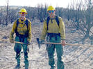 Picture for HTC grad gets up close with Montana wildfires