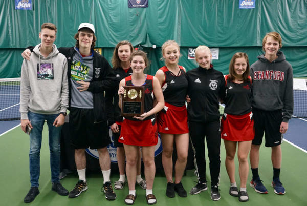Picture for Juneau-Douglas Hosting Tennis Tourney Today Thru Sunday