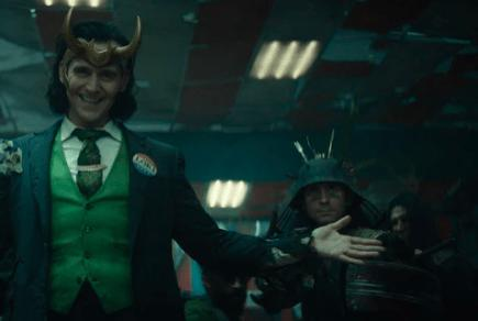 """Picture for Review: Marvel's """"Loki"""""""