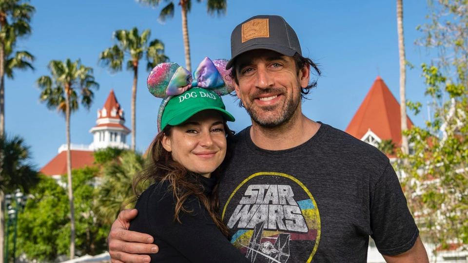 Picture for Photos of 13 celebrity couples having magical dates at Disney theme parks