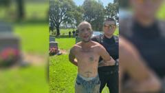 Cover for Inmate taken back into custody after walking away from eastern Oklahoma correctional center