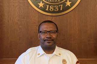 Picture for COVID-19 Is 'Very Personal' To Alton Fire Chief: Family and Classmate Deaths Inspire Him To Host Vaccine Clinic