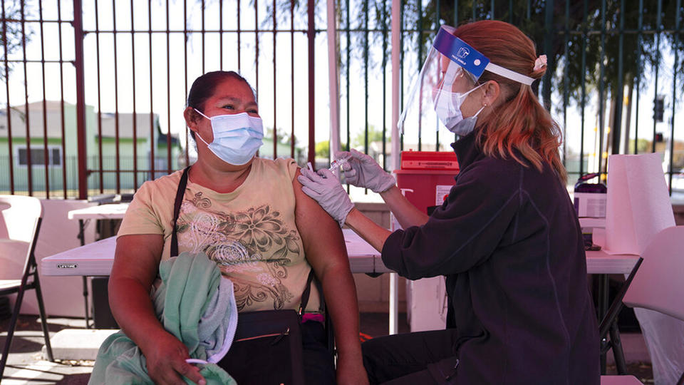 Picture for Los Angeles to Require Vaccines or Regular COVID-19 Tests for City Employees
