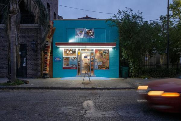 Picture for Photos: A small New Orleans restaurant tries to make it through pandemic, Hurricane Ida