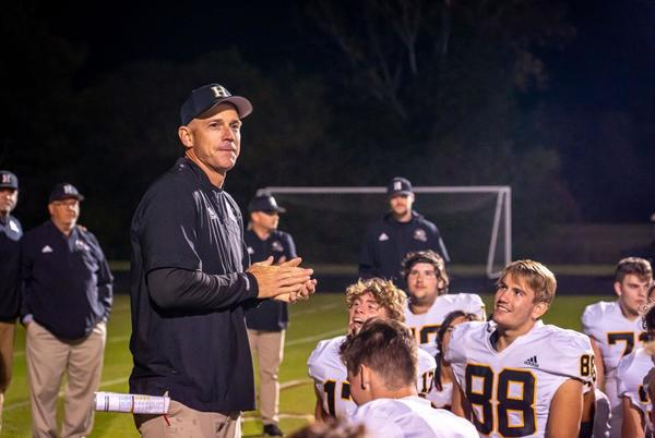 Picture for Hendersonville overcomes early miscues for third straight region championship