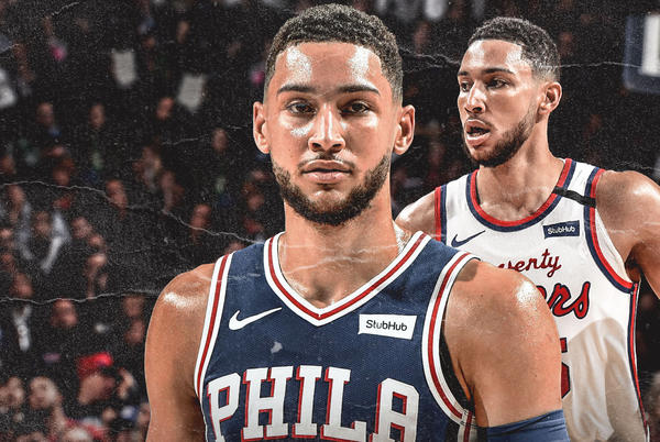 Picture for Ben Simmons reportedly already feeling impact of holdout