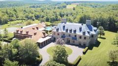 Cover for Former Pro Sports Star's CT Estate Hits Market For $16.5 Million