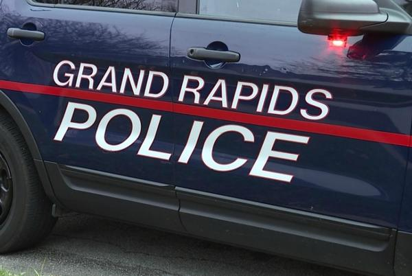 Picture for GRPD search for subjects who ran during traffic stop