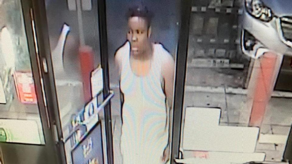 Picture for State police seeking suspect who set potato chip display on fire, causing $5,000 in damage to convenience store