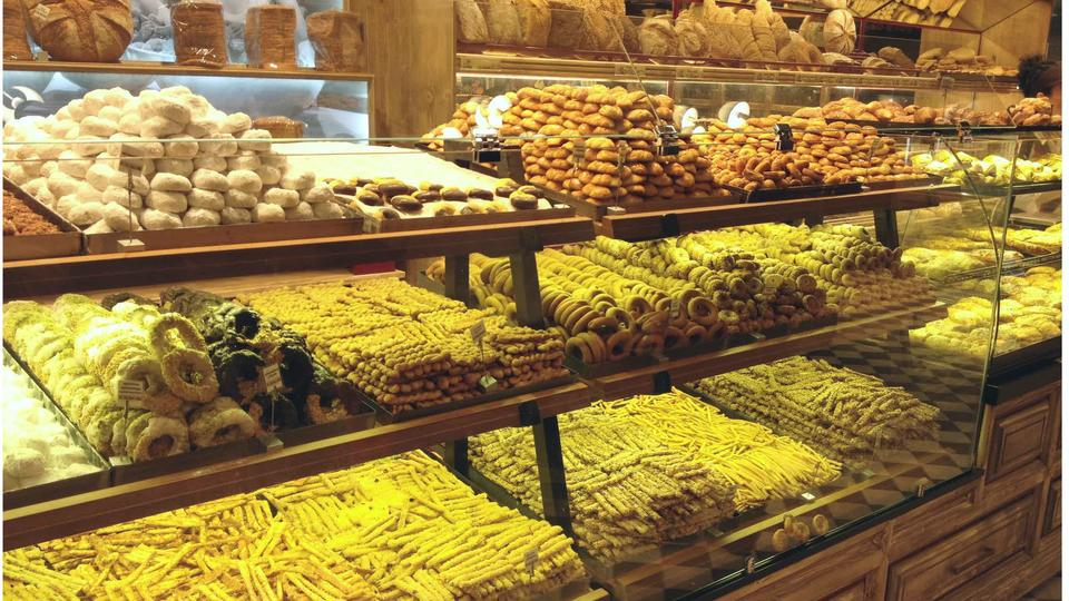 Picture for If I could go anywhere: Greek cake shops, the Athenian countryside and the sanctuary of Artemis at Brauron