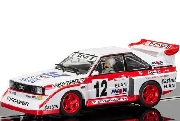 Picture for Audi Sport Quattro E2 – Herbert Breiteneder | Rally Cross | Scalextric