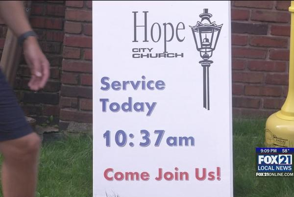 Picture for Hope City Church Opens Door Again