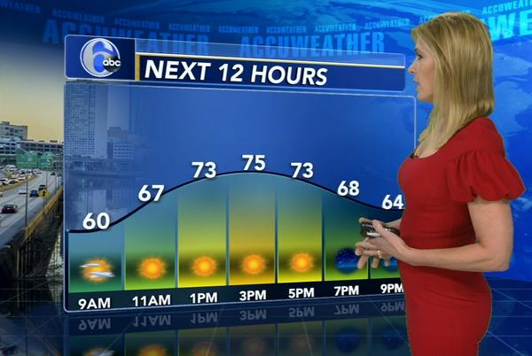 Picture for AccuWeather: Pleasant fall day