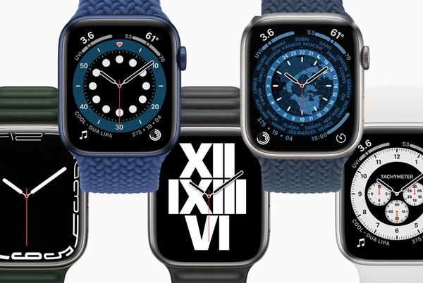 Picture for The Apple Watch Series 7's faces still don't do it for me, and the problem is the hands