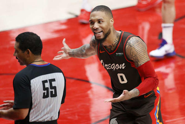 Picture for How Many Wins Keep Lillard Happy At The Deadline?