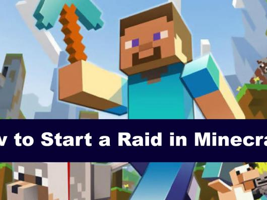 how-to-start-a-raid-in-minecraft