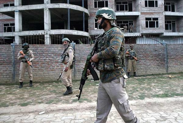 Picture for Bloodshed again: Toll in Jammu & Kashmir encounter rises to 9