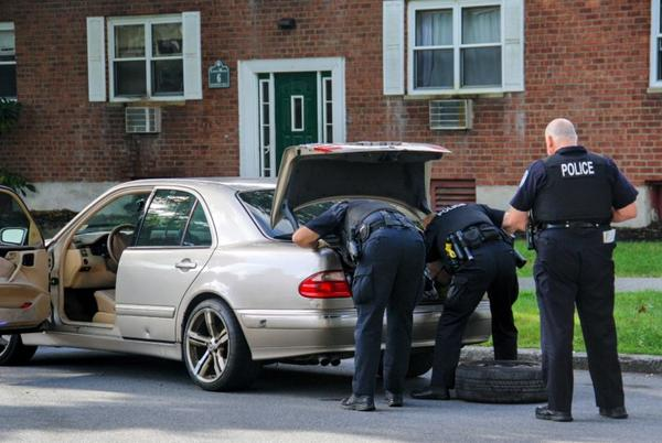 Picture for Saturday morning shooting startles residents