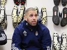 Picture for Leicester striker Islam Slimani to have medical at Ligue 1 leaders Lyon on Tuesday with Algerian set to replace Atletico Madrid-bound Moussa Dembele