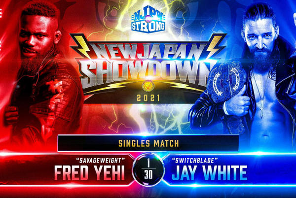 Picture for Four Matches Added To NJPW STRONG Showdown In Philadelphia