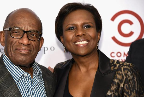 Picture for Al Roker and Wife Deb Roberts Mark Marriage Milestone With Picture Perfect Getaway