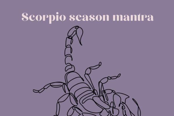 Picture for Best things to focus on during Scorpio Season: