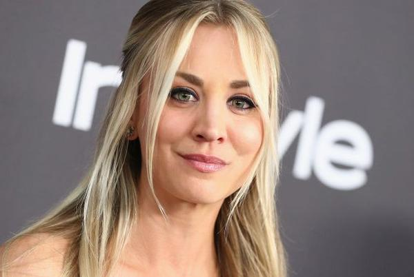 Picture for Celebrities Are Seriously Losing It Over Kaley Cuoco's Pure Fire Instagram