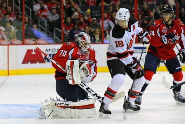 Picture for Travis Zajac signs 1-day contract, retires with New Jersey Devils