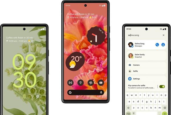 Picture for Download the leaked Pixel 6 live wallpapers for your smartphone