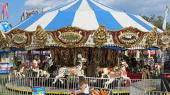 Cover for Surry County fair to return in September
