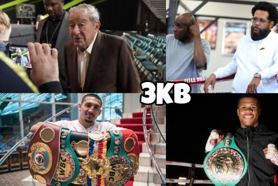 """Picture for Bob Arum: """"Bill Haney Never Showed Up To Make The Lopez Fight"""""""
