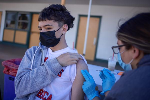Picture for Oakland schools will require students to get vaccinated