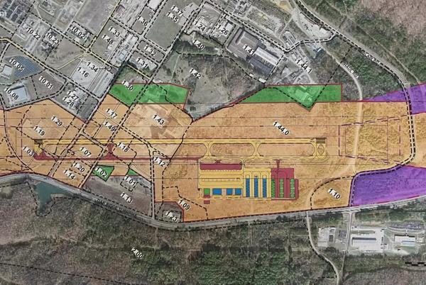 """Picture for """"Aviation is really important""""   City of Oak Ridge gets closer to building new airport"""