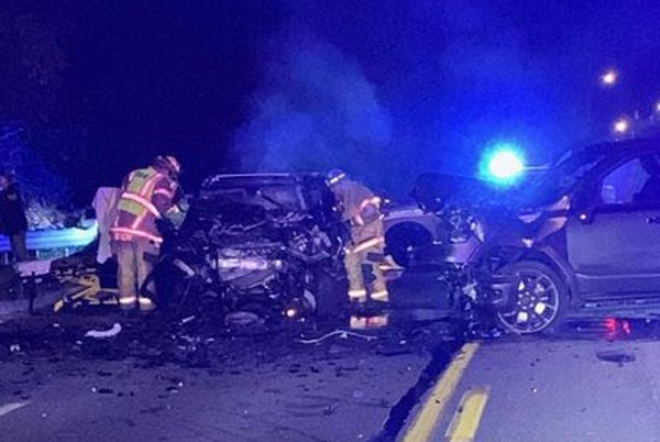 Picture for Woman killed, 2 others injured in Owings Mills crash