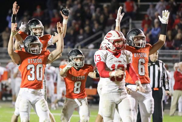 Picture for Coon's late field goal gives Otsego thrilling 38-35 win over Eastwood
