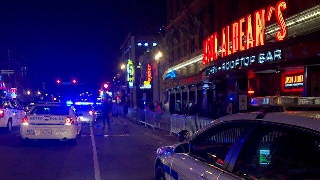 Picture for Metro PD: Man stabbed multiple times outside Lower Broadway bar