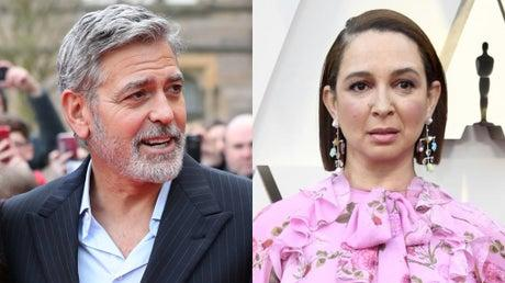 Picture for Maya Rudolph recalls mortifying first time meeting George Clooney: 'I will forever love him for that'