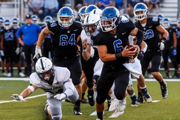 Picture for GR Catholic Central's Joey Silveri: 'I'm definitely going to compete at a high level again'