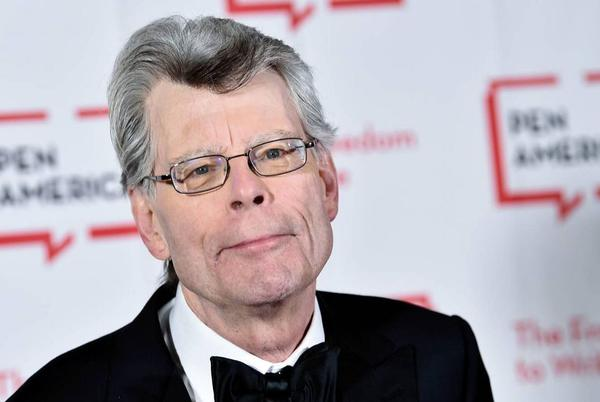 Picture for Stephen King thinks Texas abortion law is scary