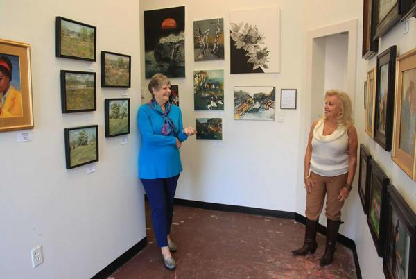 Picture for Gallery space a 'dream come true' for Pearland Arts League