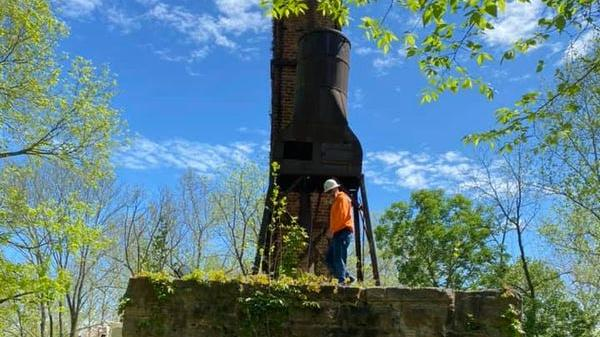 Cover for Anticipated Old Iron Works Festival returns to Maramec Spring Park