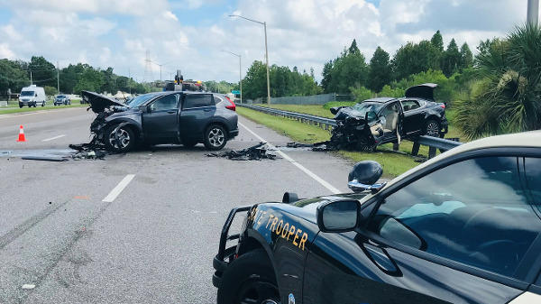 Picture for One Dead, One In Critical Condition After Head-On Collision