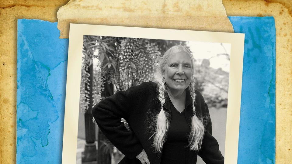 Picture for Joni Mitchell opens up to Cameron Crowe about singing again, lost loves and 50 years of 'Blue'