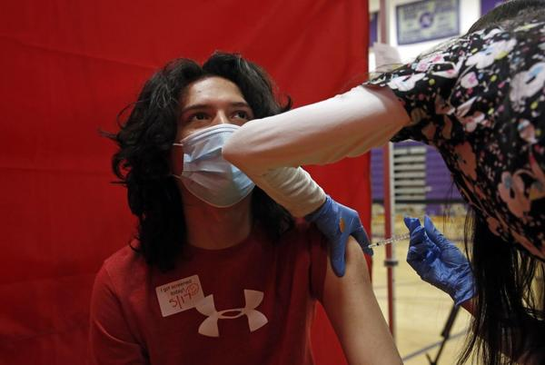 Picture for Portland school board will consider vaccine mandate for students 12 and up
