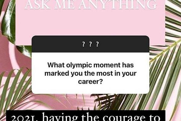 Picture for Simone Biles on Putting 'Myself First' at Olympics
