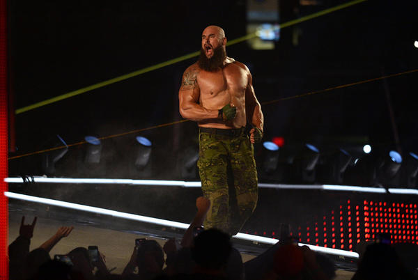 Picture for WWE Releases Braun Strowman, Aleister Black, Lana, Murphy, Ruby Riott and Santana Garrett