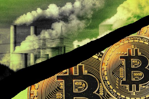 Picture for Bitcoin miners align with fossil fuel firms, alarming environmentalists