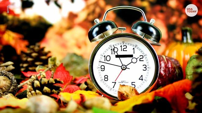 Cover for Georgia lawmakers made daylight saving time permanent this year. Do we still 'fall back?'