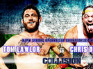 Picture for NJPW Strong results: Tom Lawlor vs. Chris Dickinson